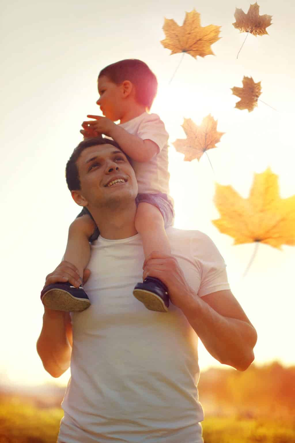 Become a Stress Free Dad