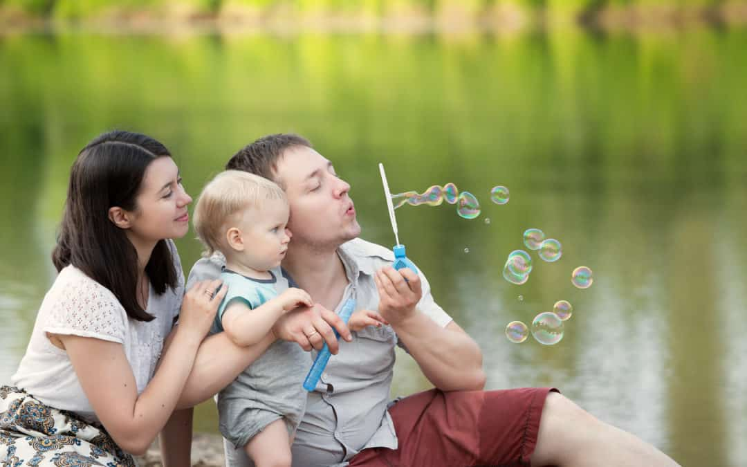 First Time Dads Outdoor Activities with your baby