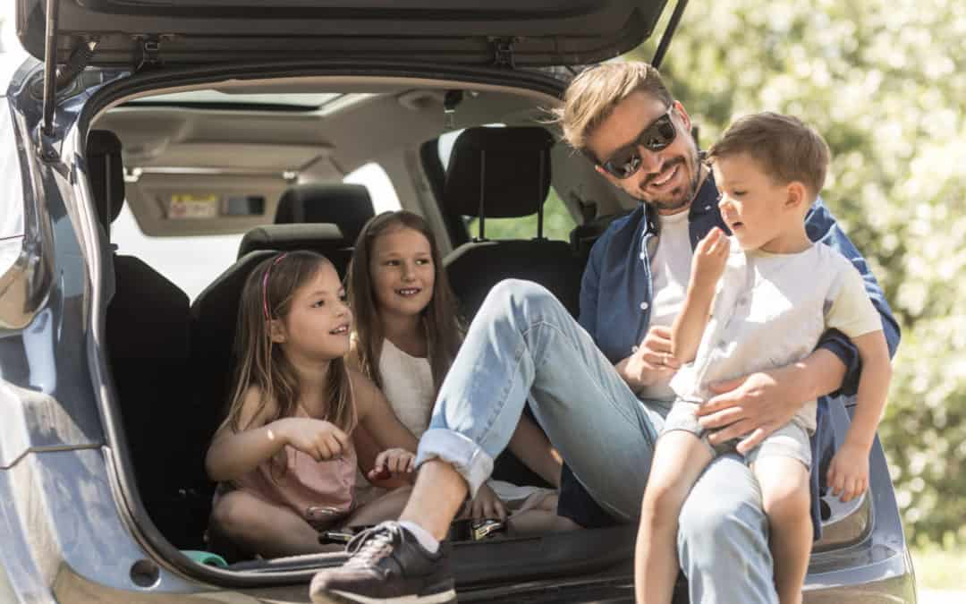 10 Spring Break Road Trip Tips and Tricks for Dads